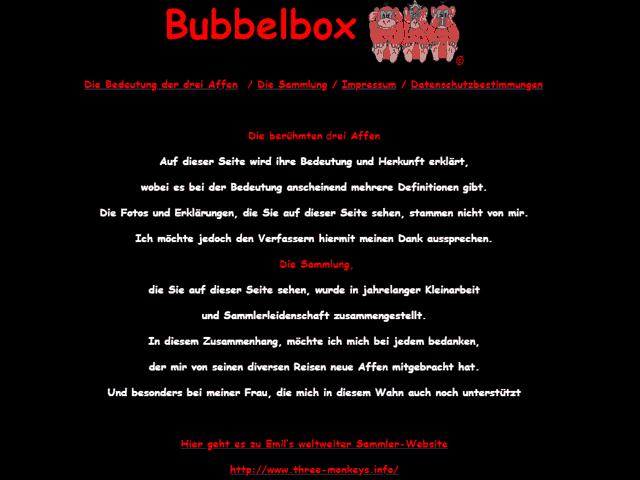 Bubbelbox