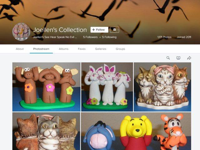 Joellen's See Hear Speak No Evil Collection