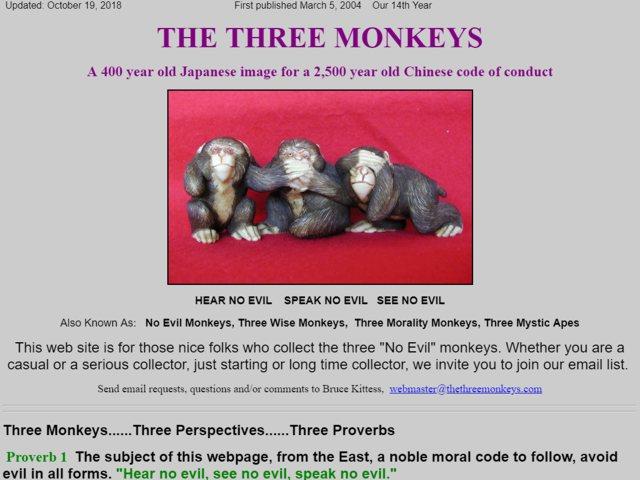 TheThreeMonkeys.com