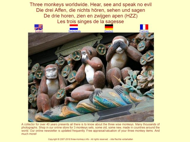 Three-Monkeys.Info
